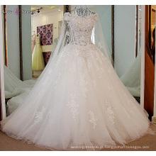 LS87223 branco alibaba laço até vestido de noiva vestido de casamento filipinas vestido taobao festa de casamento