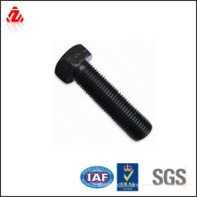 Different grade hex head carbon steel bolt