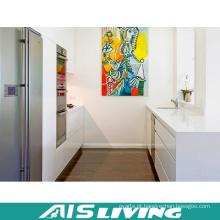 Mobiliário novo para gabinetes de cozinha Lacquer modelo (AIS-K113)