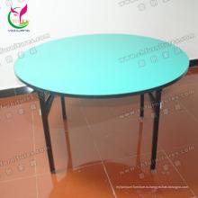 Хорошее качество складной стол для отеля Yc-T01-08