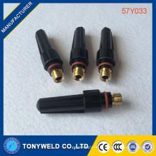 tig17/18/26 сварочной запасных частей 57Y03 средний задняя крышка для WP-17/18/26 57Y03