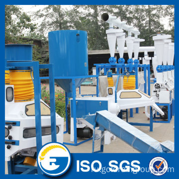 Small wheat flour machinery