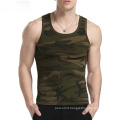 Mens Sublimation Camo Singlet Vests
