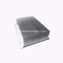 Extruded Aluminium Air Cooled Plate