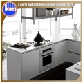 Modern Glossy Anti Scratch Fiber Kitchen Furniture for Sale