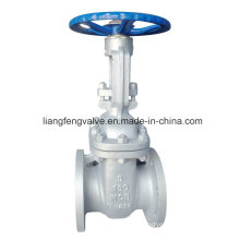 API Stainless Steel RF Flange End Gate Valve