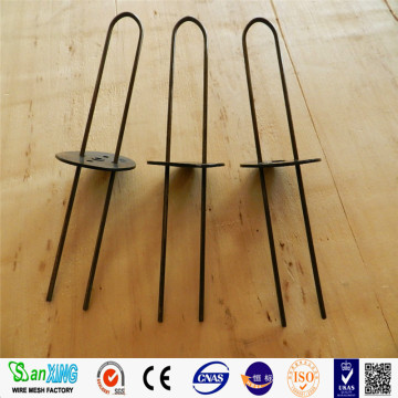 Hot Sale Buiding Material Black U Type Wire