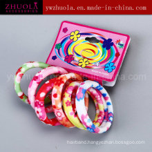 Printed Hair Elastic Band Wholesale