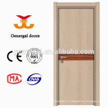 Paint free interior bedroom MDF melamine door