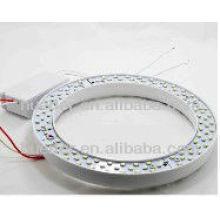Luz circular smd3014 del tubo del círculo LED con CE y RoHS 2 años de garantía