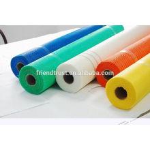 Renforcement du béton Maille de paroi en fibre de verre