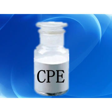 Good User Reputation for Chlorinated Polyethylene CPE Resin 135 CPE Used In PVC Plastic Profile supply to Greenland Supplier