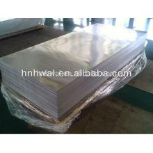 Hojas de aluminio decorativas / Rollo de aluminio Producto / Hoja plana de aluminio