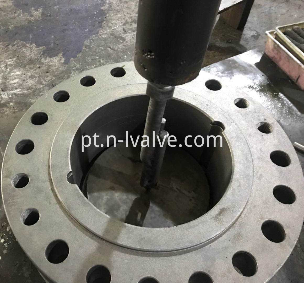 Flange Dual Plate Check Valve