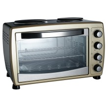 Horno tostador 35L con Chrome Knowbs