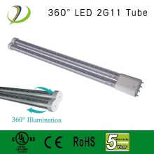 2G11 PL LED Lampe 360 ​​degrés tube