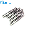 Tool Milling Cutters Routing Ball Nose Endmills Titanium