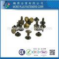 Taiwan Stainless Steel Tubular Rivet Hollow Tubular Rivets Din 7340 Tubular Rivets