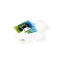 Autocollant d'étiquette NFC Rfid NTAG213 passif 13,56 mhz