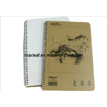 Size 297*420mm Student Sketch Book