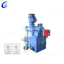 Incinerador de residuos médicos con tratamiento de gases