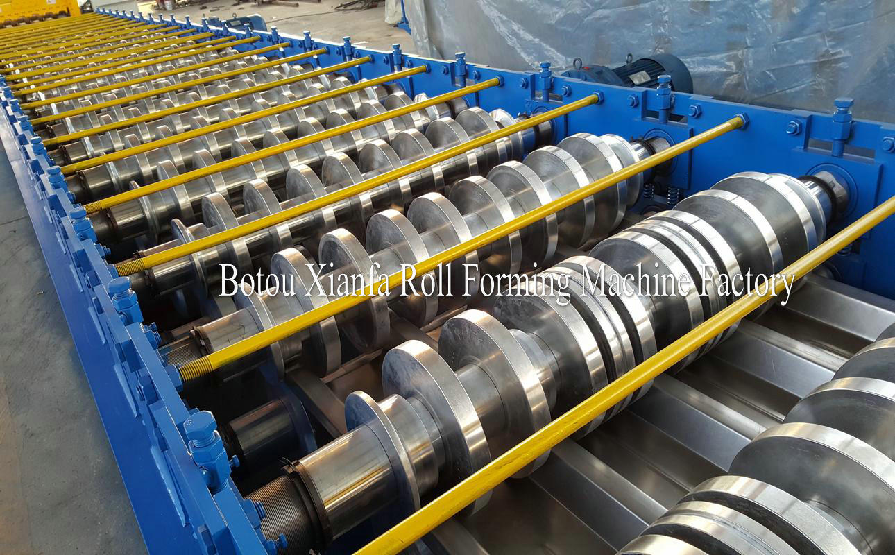 floor decking forming machines