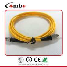 Одномодовый G.652 Fibre Patch Cord SMA FC в телекоммуникационных сетях