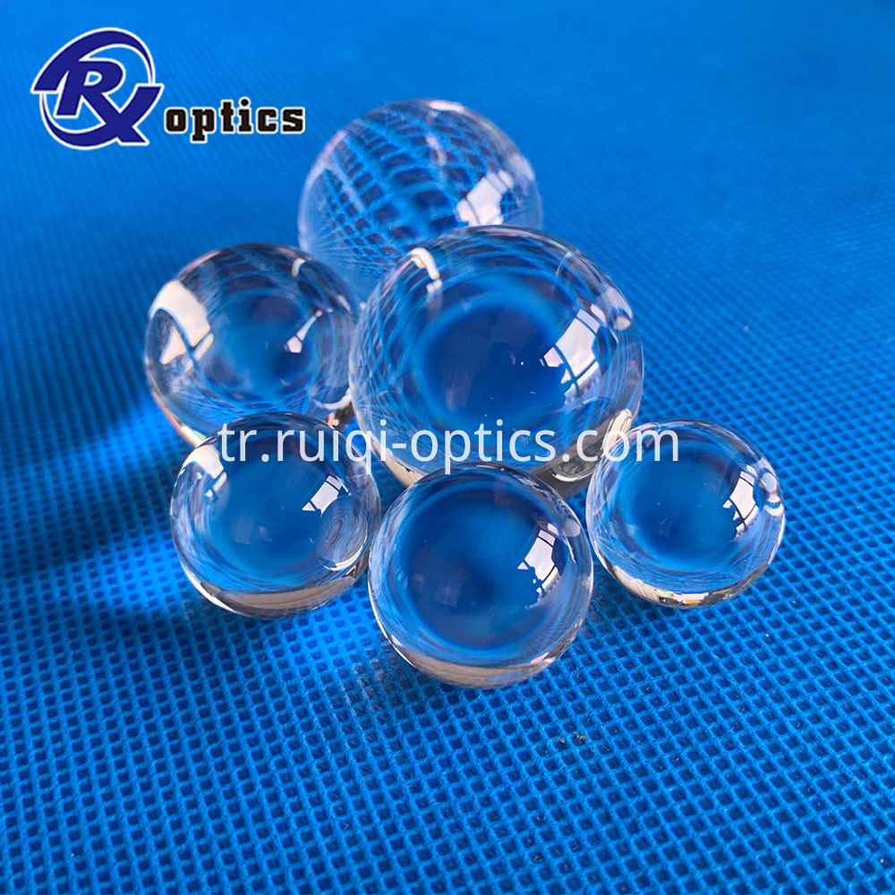 5mm glass ball lens