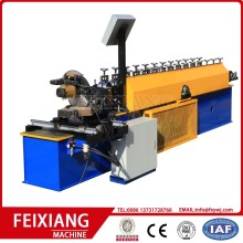 Shutter slats steel door making machine