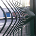 3D Curvy Welded Mesh Fencing