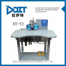 DT-Y2 Ultraschall und Humanisierung Design LCD Doppelscheibe Strass Sicke Maschine
