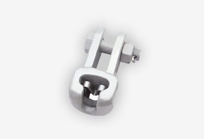 Hot Dip Galvanized WS Type Socket Clevis