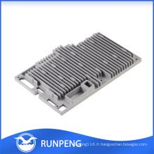 Puissance revêtement en alliage d'aluminium moulage sous pression pièces de communication
