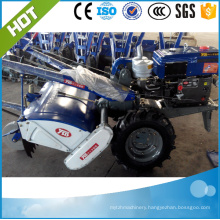 Best price agriculture walking tractor rotary tiller/walking tractor attachments rotary tiller