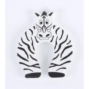 EVA Door Stopper with Zebra  Shape