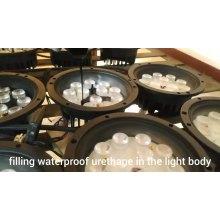 Lumière vers le bas de jardin souterrain imperméable à l'eau