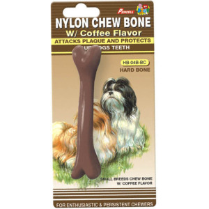 "Percell 4.5 ""Soft Chew Bone Coffee Scent"
