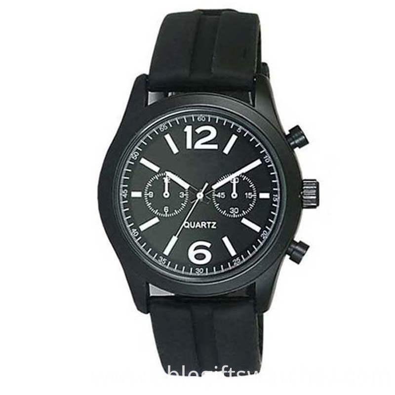 men women silicone watch