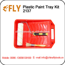 High Quality Plastic Paint Tray Kit