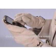Luvas de tela sensível ao toque