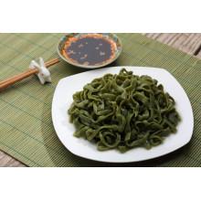 Espinafre Massas Fettuccine Konjac Noodles