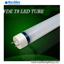 VDE TUV homologué 1200 mm 4ft LED Tube Light