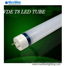 VDE TUV Aprovado 1200mm 4ft luz do tubo do diodo emissor de luz