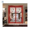 Aluminum Beautiful Sliding Glass Sliding Doors Design