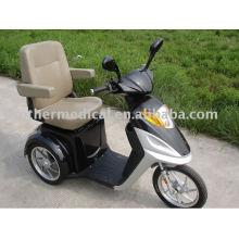 Scooter de la rueda de 3 ruedas tamaño grande