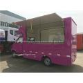 Custom Dimension 4x2 mobile food vending cart