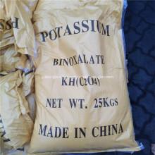 Binoxalate de potassium pour l'industrie des abrasifs