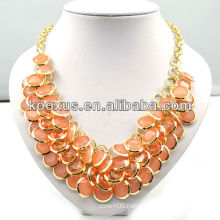 2013 Factory direct sell beaded necklace