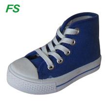 chaussures en toile vulcanisées chaussures pour enfants