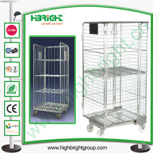 Four Sided Wire Mesh Roll Cage